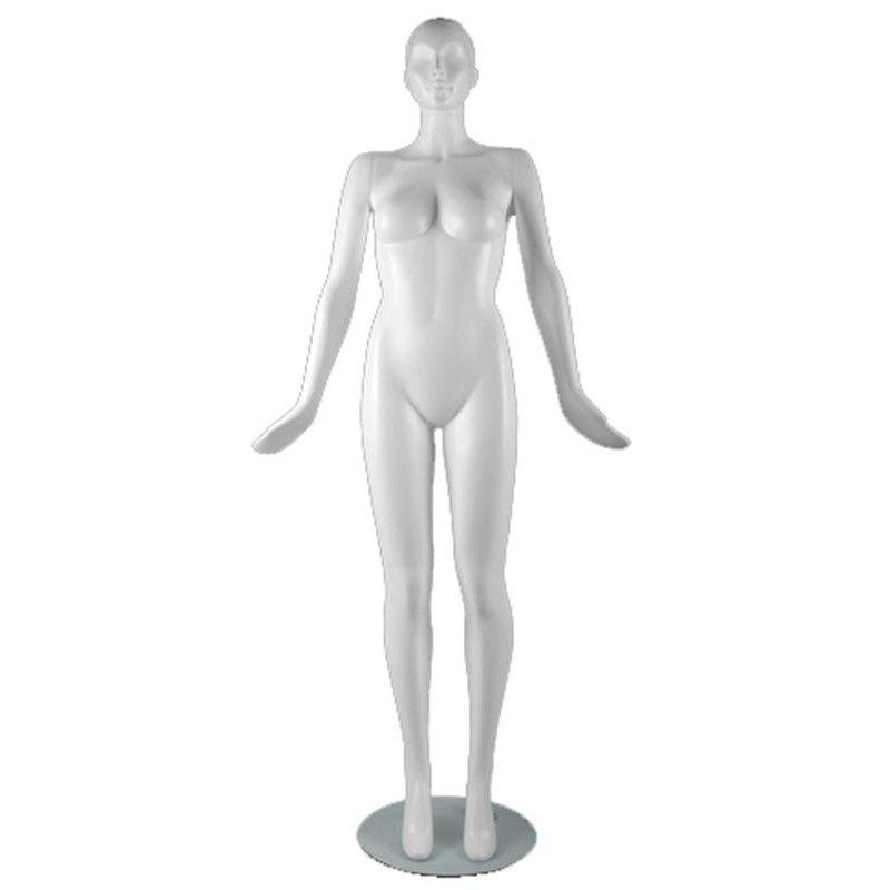 DISPLAY FEMALE MANNEQUIN Y112-03