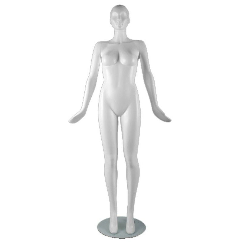MANNEQUIN FEMME STYLISE Y112-03