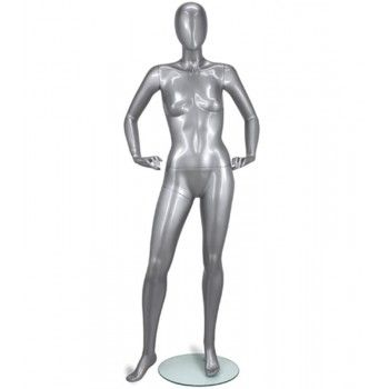 Abstract female mannequin y636