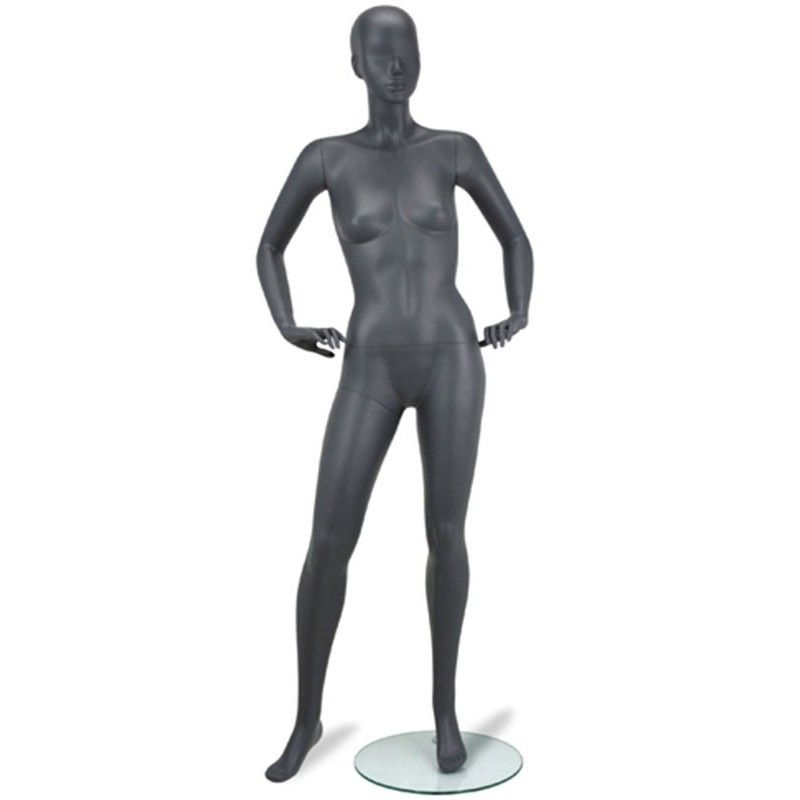 Mannequin woman abstract y631