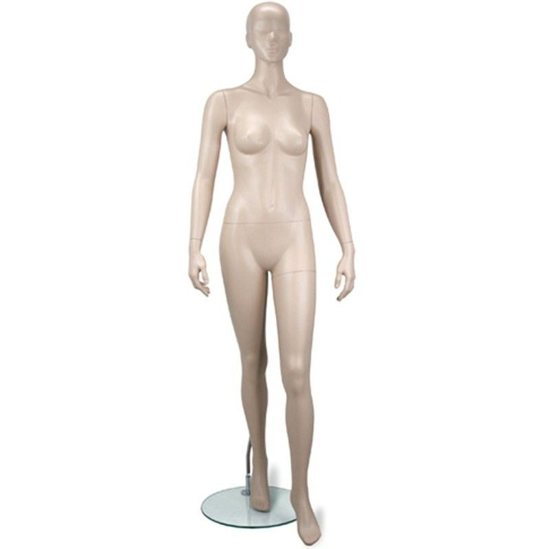 Woman mannequin abstract y661