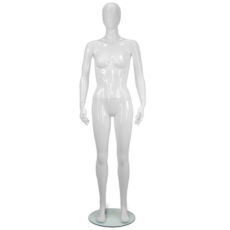 Femme abstrait mannequin y616