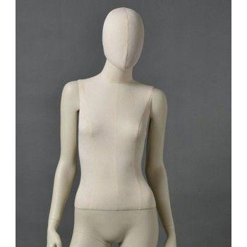 Mannequin vitrine femme cltd12 blanc