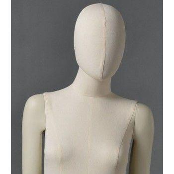 Woman mannequin cltd12 white