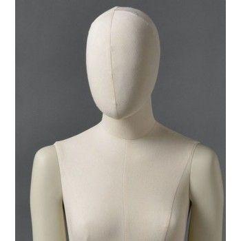 Donna manichino astratto cltd26 white