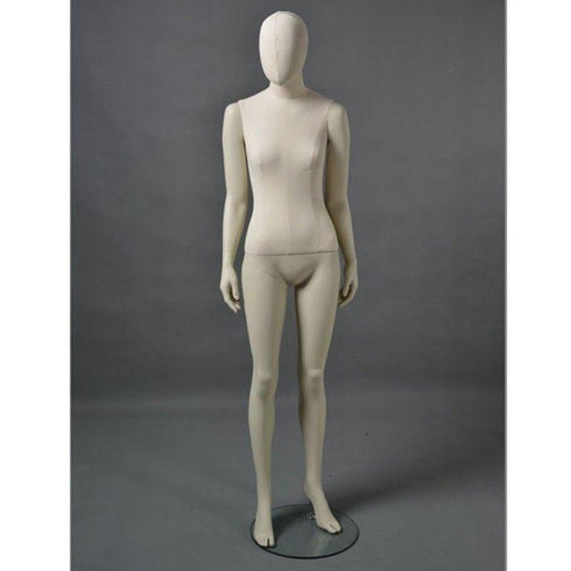 Mannequin vitrine femme cltd26 blanc