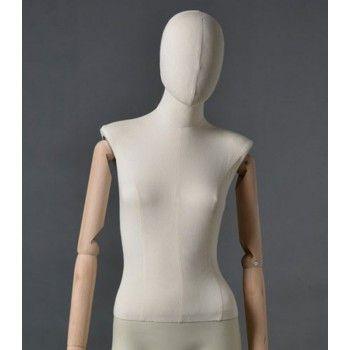 Mannequin vitrine femme msd2