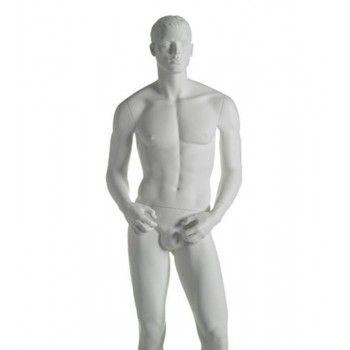 Homme mannequin stylisé run ma-8