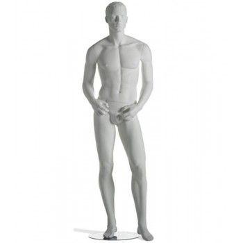 Homme mannequin stylisé run...