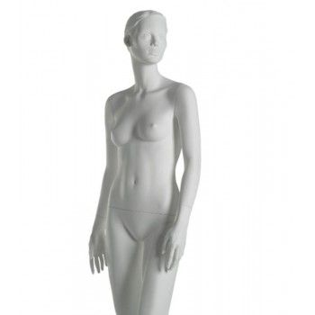 Mannequin stylized woman run ma-5