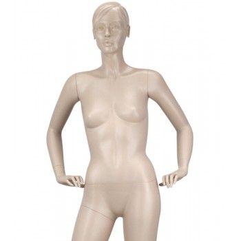 Maniqui esculpido señora y637