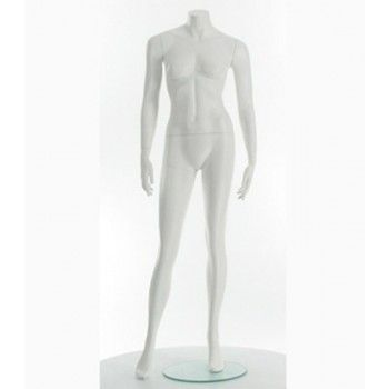 Female display mannequin...