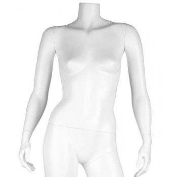 Mannequin vitrine femme sans tete y620