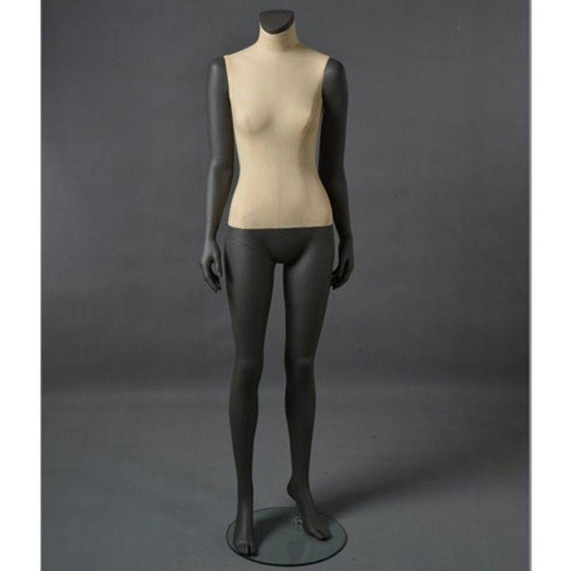 Mannequin vitrine femme cltd26 sans tête