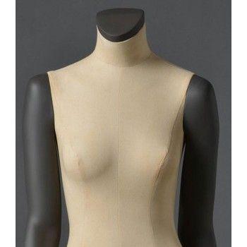 Maniquí feminina cltd26 sin cabeza