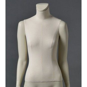WOMAN MANNEQUIN CLTD26 HEADLESS WHITE