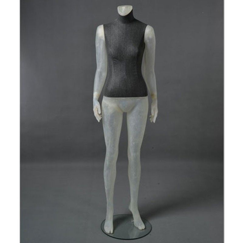 Woman mannequin cltd26 translucent headless