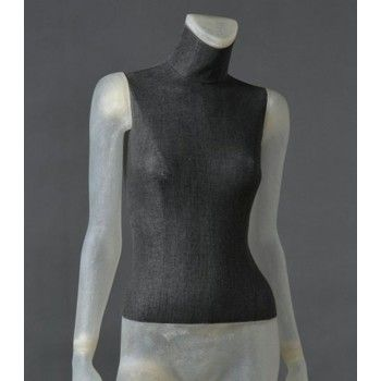 Woman mannequin clt12 translucent headless