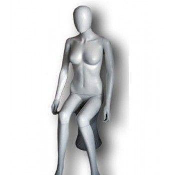 Mannequin femme assis sfh-20