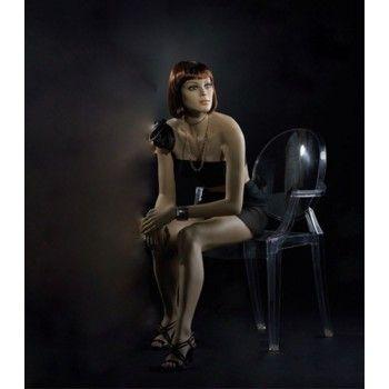 Donna seduti manichini ma-1b