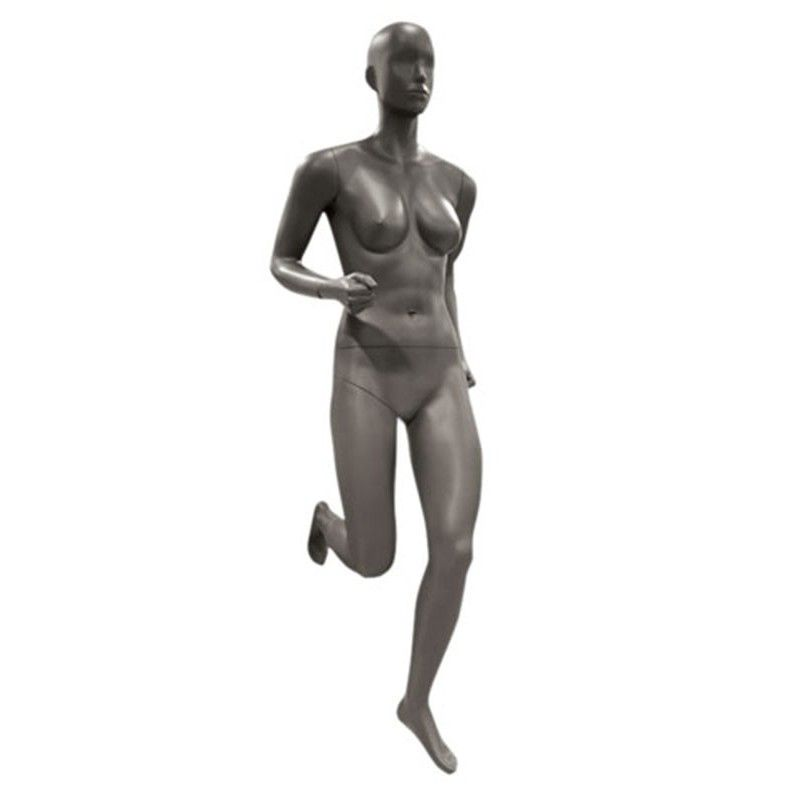 Running female mannequin ws21