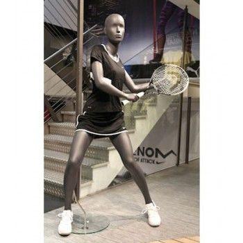 Mannequin de vitrine sport femme ws23
