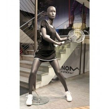Tennis female mannequin ws23