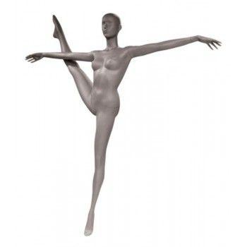 Mannequin vitrine dance femme ws31