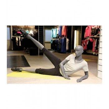 Mannequin de vitrine fitness femme ws33