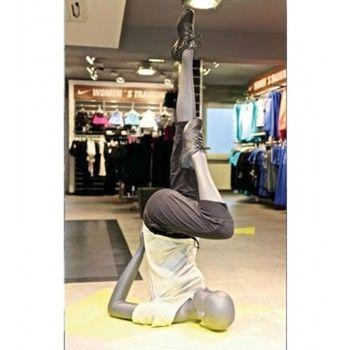 Mannequins de vitrine fitness ws35