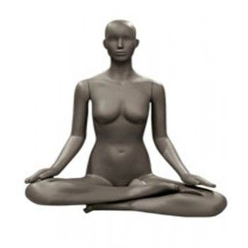 mannequin de vitrine yoga ws39 mannequins online. Black Bedroom Furniture Sets. Home Design Ideas