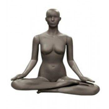 Yoga female mannequin ws39