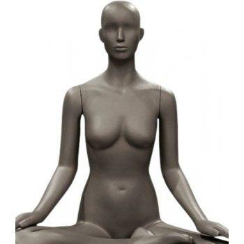 Mannequin de vitrine yoga ws39