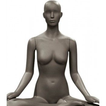 Yoga schaufensterfiguren damen ws39