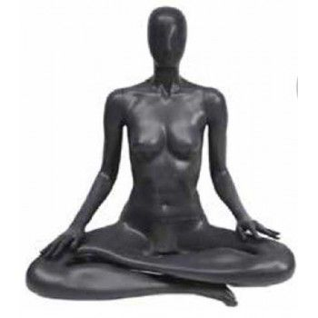 Yoga female lotus mannequin yga-4