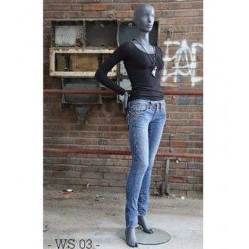 Sport female mannequin ws03