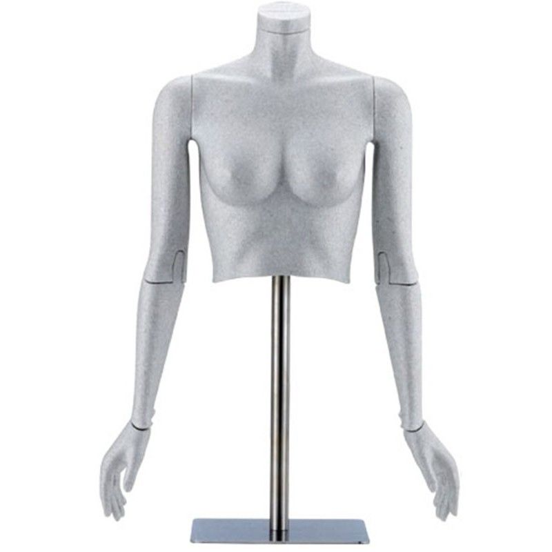 MANNEQUIN FLEXIBLE WOMAN FLEXIBLE BUST F