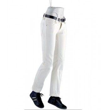 Femme mannequin flexible flexible legs f