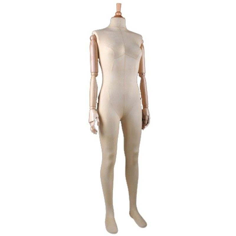 VINTAGE WOMAN MANNEQUIN ARMS WOOD BTF200-1/BO