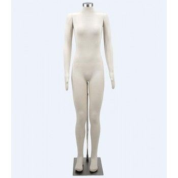 Flexible damen schaufensterfiguren dp4825