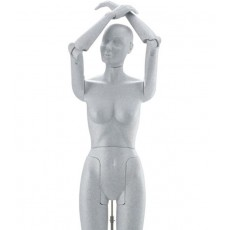 Mannequin woman flexible flexible female