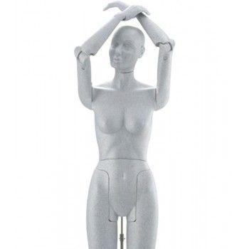 Manichini donna flexible...