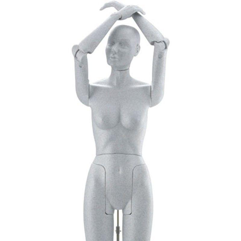 MANNEQUIN WOMAN FLEXIBLE FLEXIBLE FEMALE