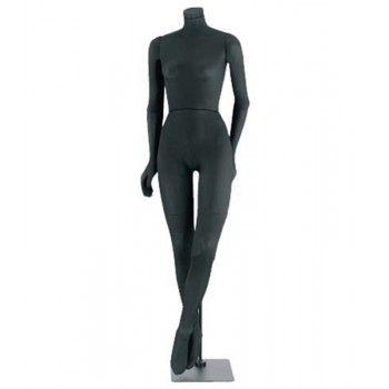 Mannequin femme flexible 00200bb