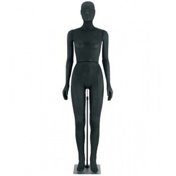 Flexible female display mannequin 00200bb