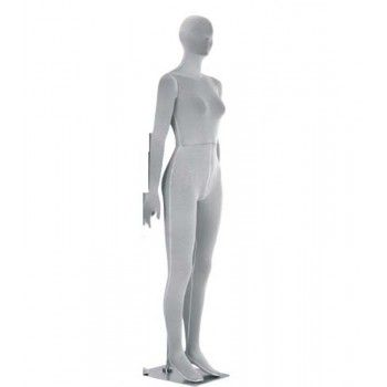 Maniquies senoras flexible 00200wc