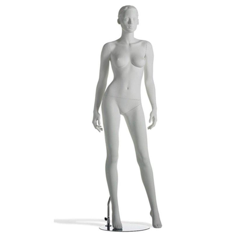 Mannequin woman stylized run ma-4
