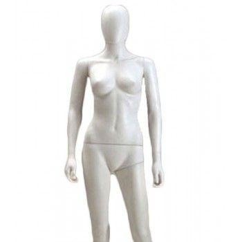 Plastik damen schaufensterpuppe sfh-1