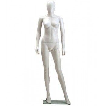 Mannequin femme plastique...