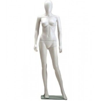 Plastic Display Mannequins Female - Mannequin plastic woman sfh-1